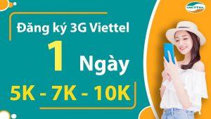 Đăng ký 4G Viettel ngày
