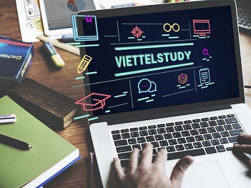 Mạng xã hội viettel study học tập trực tuyến và tra cứu điểm thi